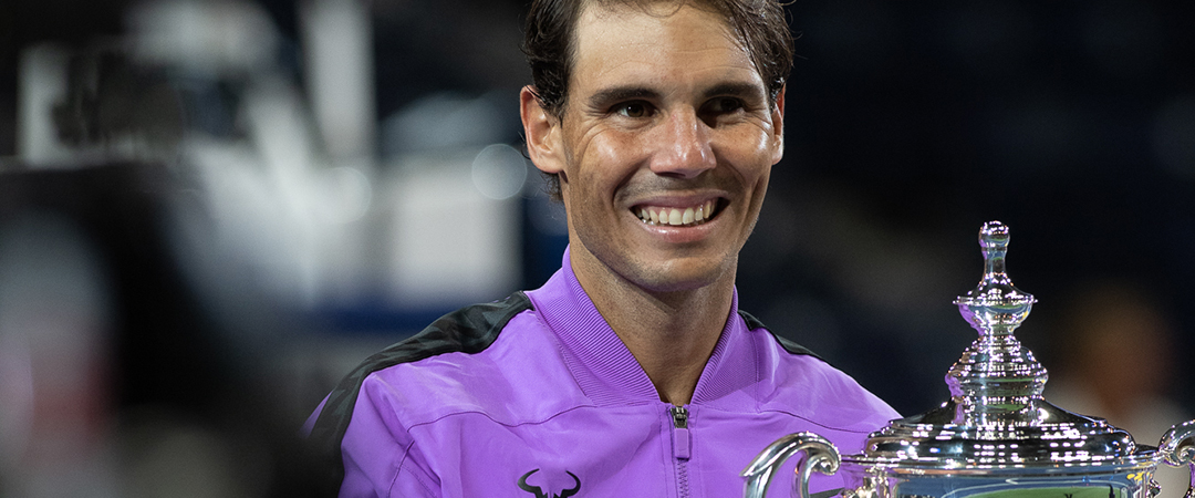 2019 us open championship - mens final - rafael nadal - photo by neil bainton