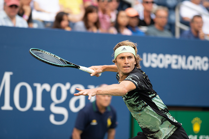 31Aug2019USOpen_1091 - alexander zverev - day six - photo by neil bainton