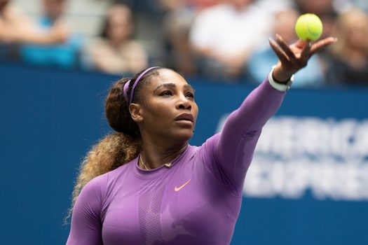 serena williams - day 7 - 2019 us open - photo by neil bainton