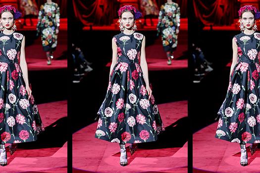 Dolce & Gabbana - AW 19 20 - FashionStock.com - Shutterstock