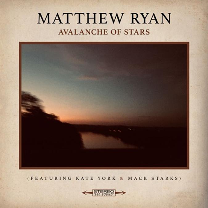 avalanch of stars - matthew ryan
