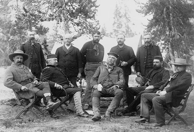 chester arthur - yellowstone - Everett Historical - Shutterstock - embed