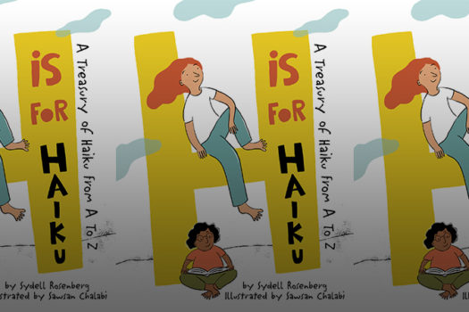 h is for haiku - penny candy books - amy losak - interview - feature