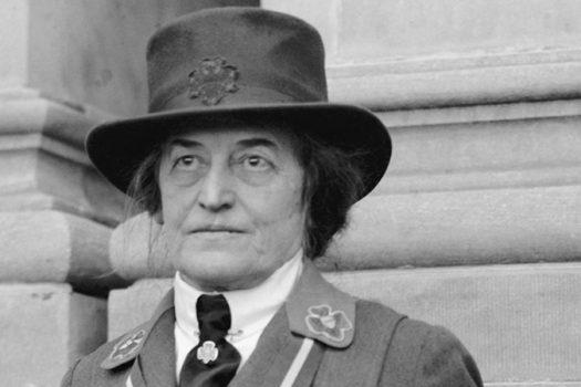 juliette gordon low - girl scouts of america - everett historical - shutterstock