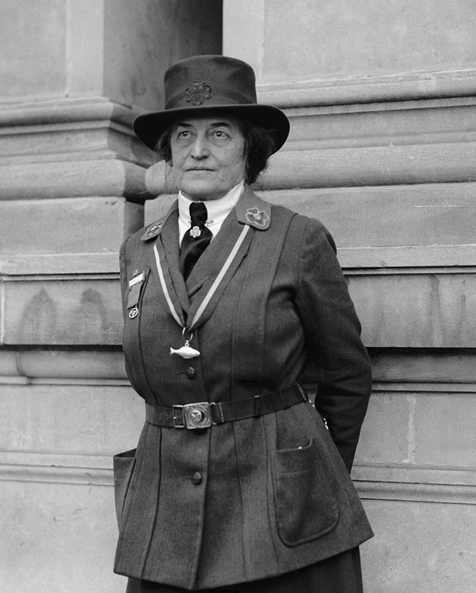 juliette gordon low - girl scouts of america - everett historical - shutterstock - embed