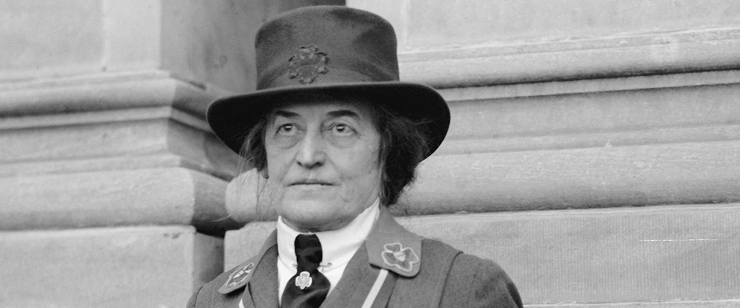 juliette gordon low - girl scouts of america - everett historical - shutterstock