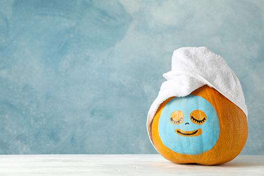 pumpkin spa - AtlasStudio - Shutterstock