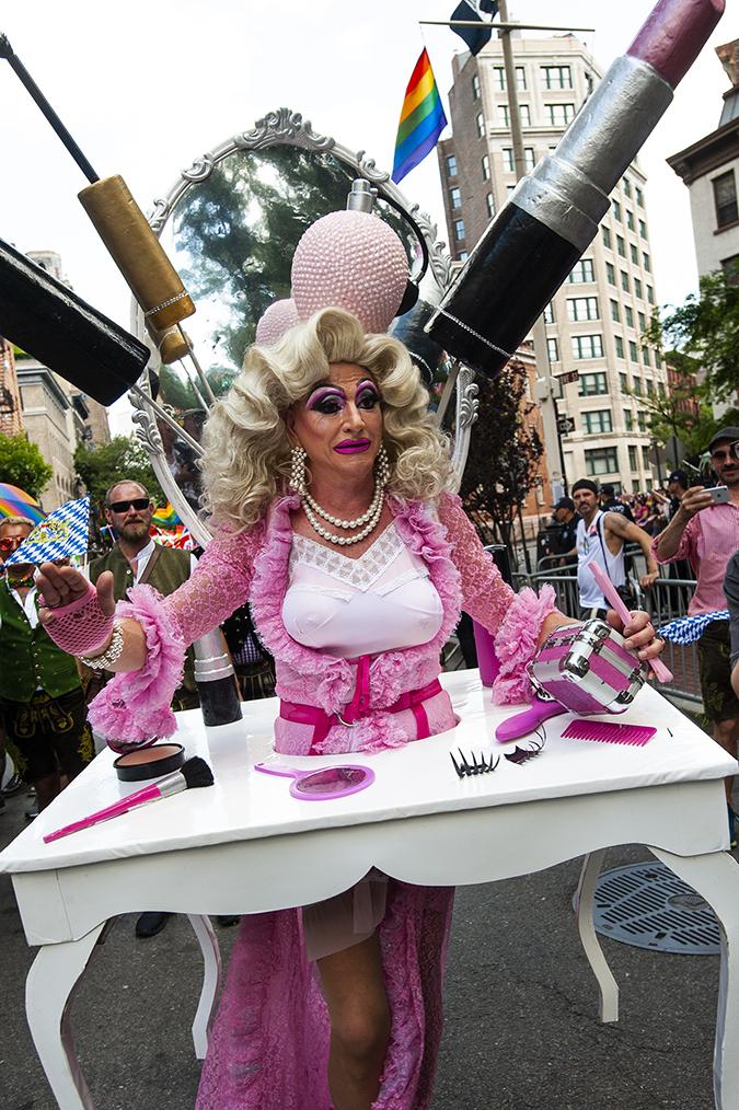 20190630©DAYGayPride0649.jpeg 50th Gay Pride Parade, Drag March