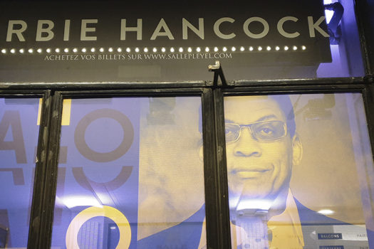 herbie hancock - salle pleyel - paris - france - photo by gloria swanson jr