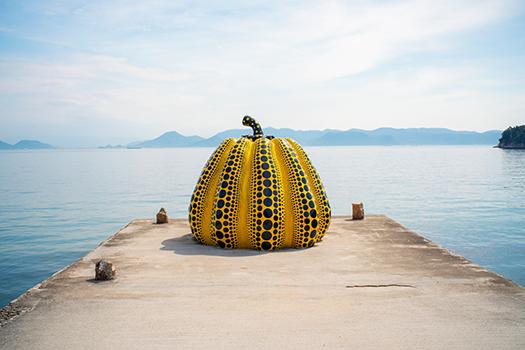 naoshima island - japan - Kenneth Dedeu - Shutterstock