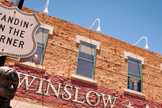 standin on the corner - winslow - arizona - photo by Mark Skalny - Shutterstock