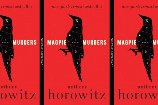magpie murders - book cover - harpercollins publishers - feature