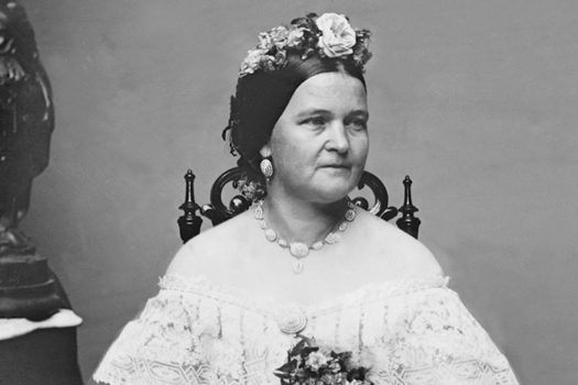 mary todd lincoln - Everett Historical - Shutterstock - feature
