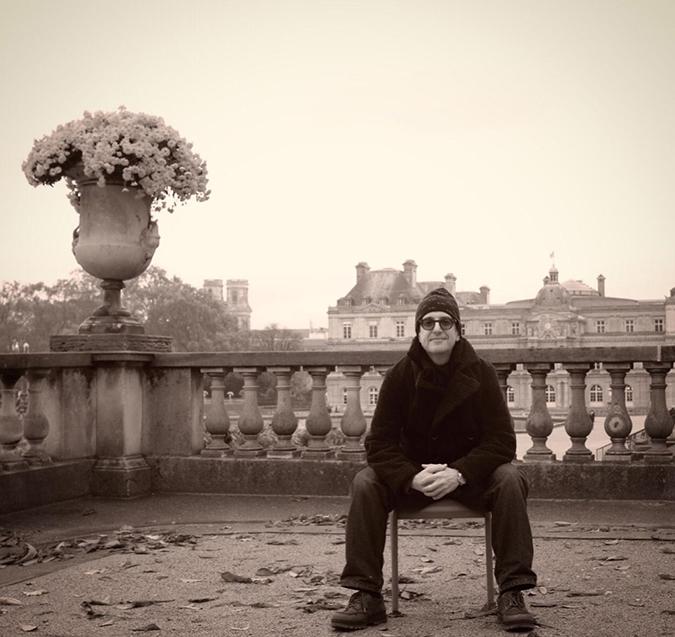 photographer john quilty - self portrait