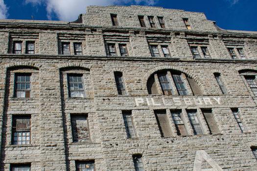 pillsbury a building - photo by melissamn - Shutterstock