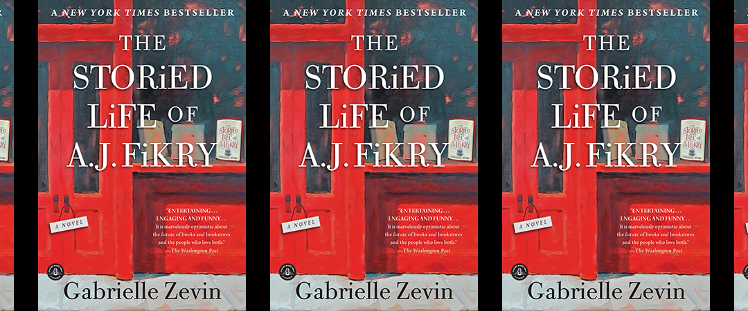 the storied life of aj fikry - book cover - workman publishing - feature