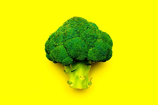 broccoli - Evgeniya Porechenskaya - Shutterstock