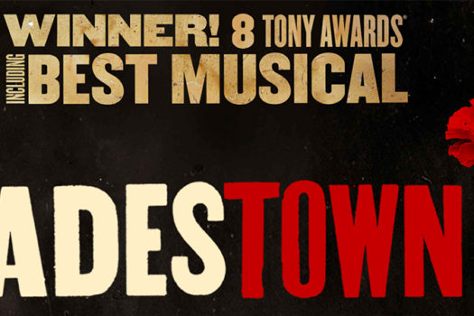 hadestown - musical - screenshot of official site