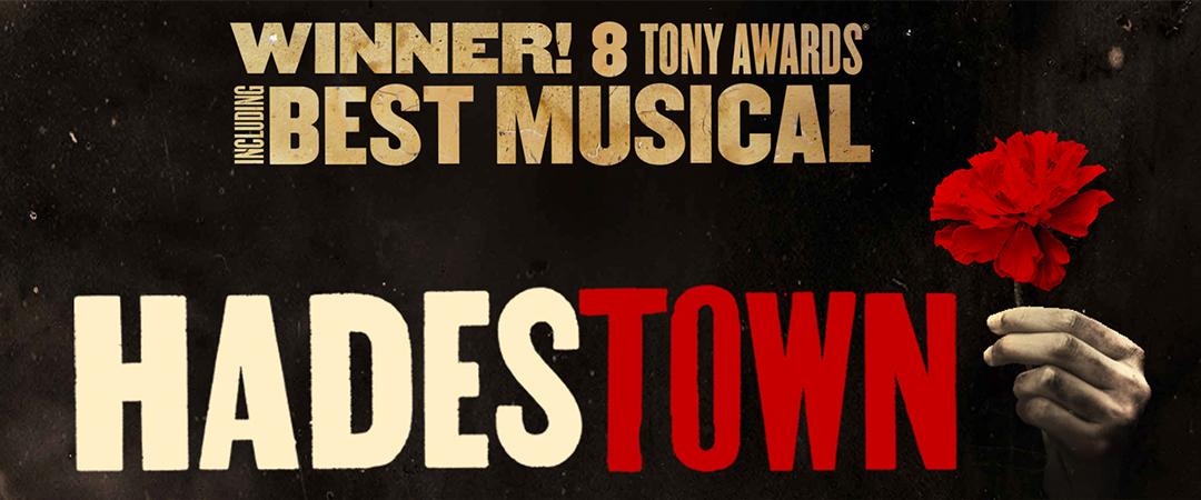 hadestown - musical - screenshot of official site