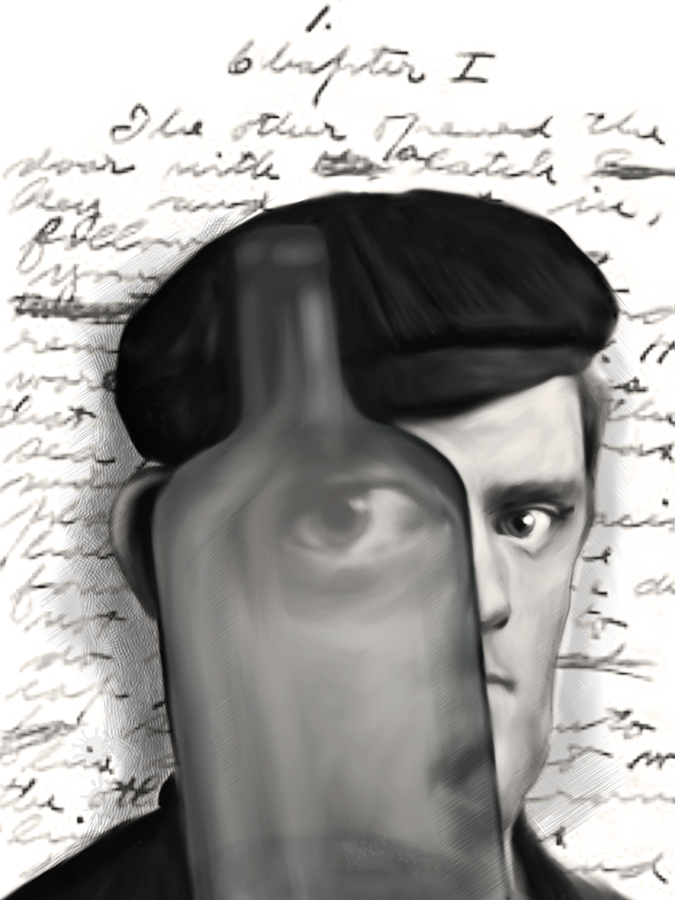 jack london caricature - Marc Kluge - Shutterstock - embed