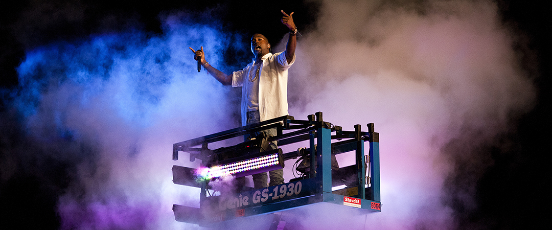 kanye west - 2011 stock photo - photo by Carl Bjorklund - Shutterstock - feature