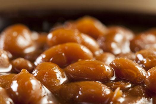 baked beans - Brent Hofacker - Shutterstock