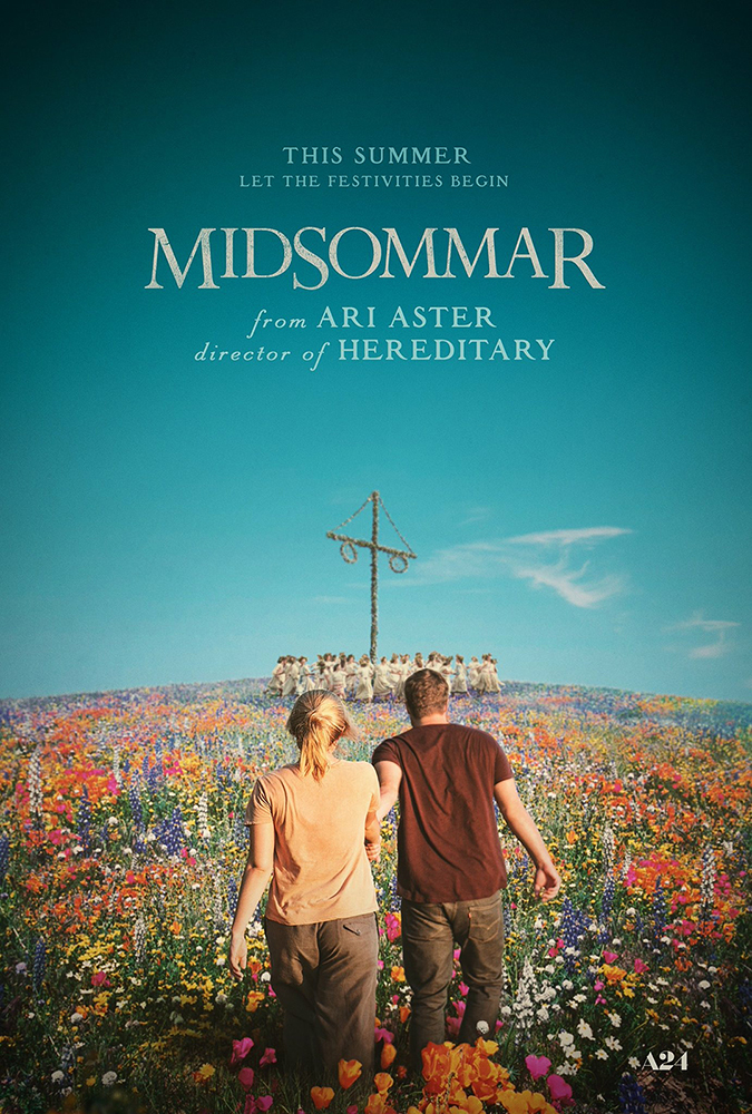 midsommar - movie poster - a24