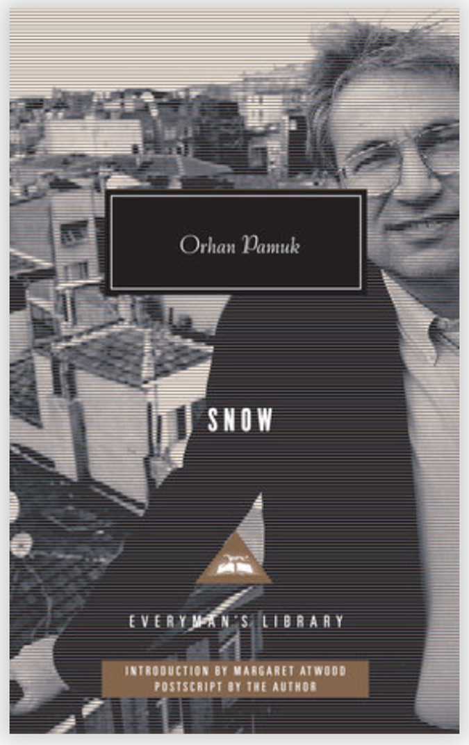 orhan pamuk - snow - book cover - penguin random house