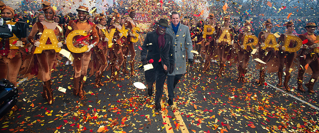 2019 - thanksgiving day parade - macys - photo by jeff day