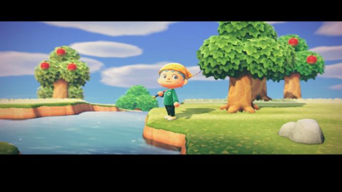 animal crossing - new horizons - screengrab 3