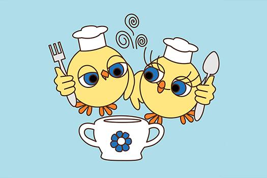 chicken soup art - Ta-nya - Shutterstock