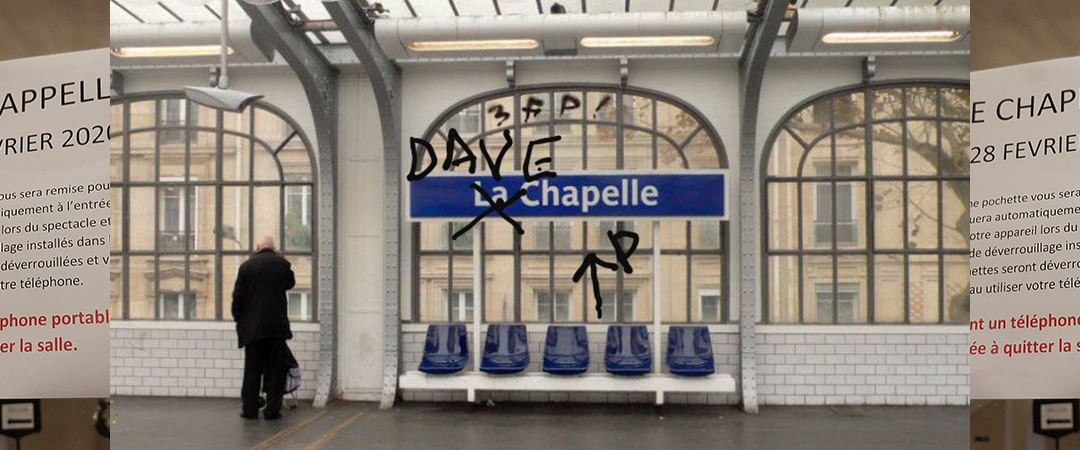 dave chappelle in paris - paris boulevard - feature
