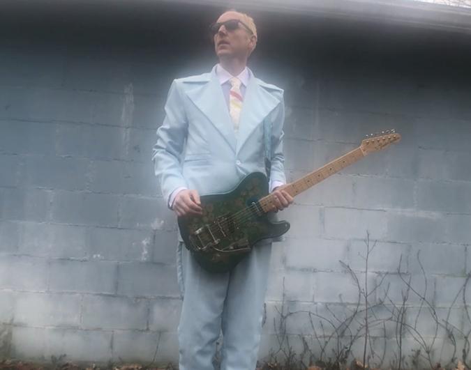 Lizard McGee Bowie suit 1