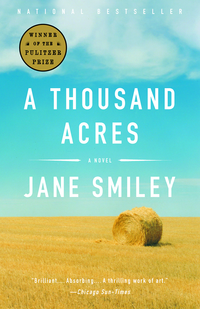 a thousand acres - book cover - penguin random house - full