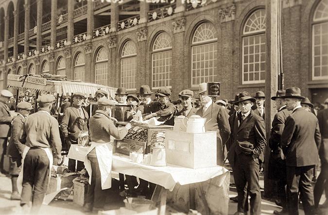 ebbets field - 1920 - Everett Historical - Shutterstock- embed
