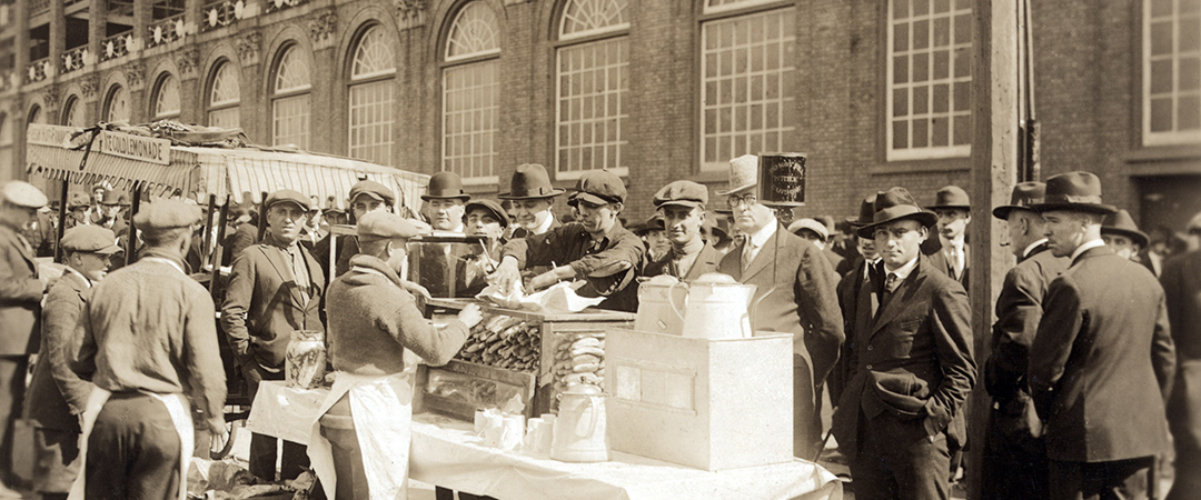 ebbets field - 1920 - Everett Historical - Shutterstock- feature