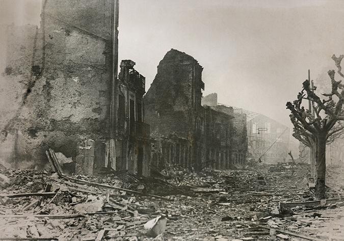 guernica bombed - Everett Historical - Shutterstock - embed