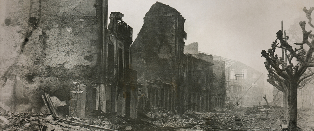 guernica bombed - Everett Historical - Shutterstock - feature
