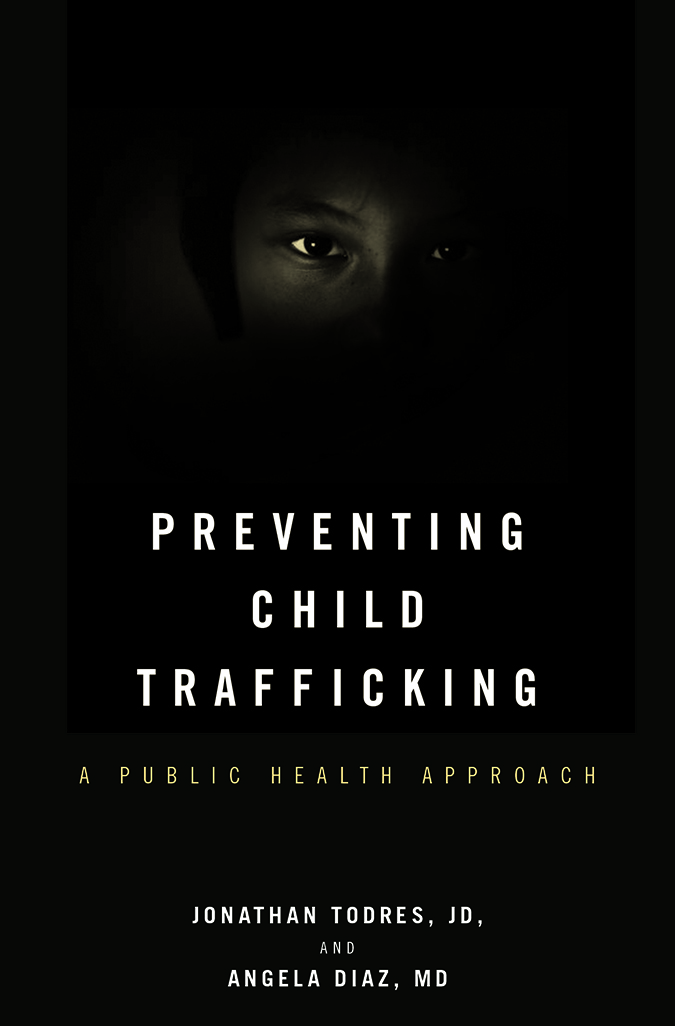 Preventing Child Trafficking - John Hopkins Univ Press - Book Cover - embed