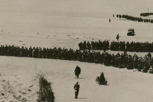 dunkirk evacuation - Everett Historical - Shutterstock