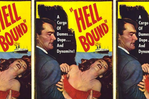 hell bound - united artists - mgm - feature