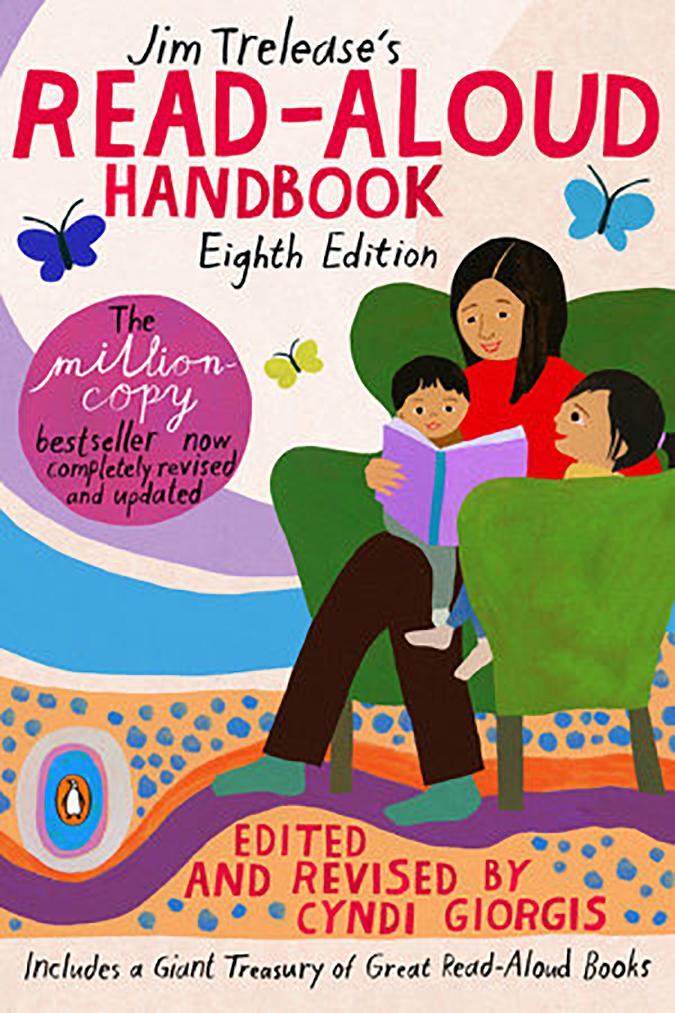 read-aloud handbook - book cover - penguin random house - embed
