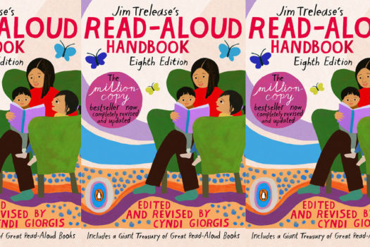 read-aloud handbook - book cover - penguin random house - feature