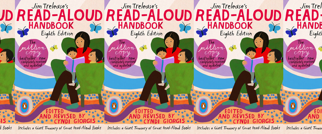 read-aloud handbook - book cover - penguin random house - feature