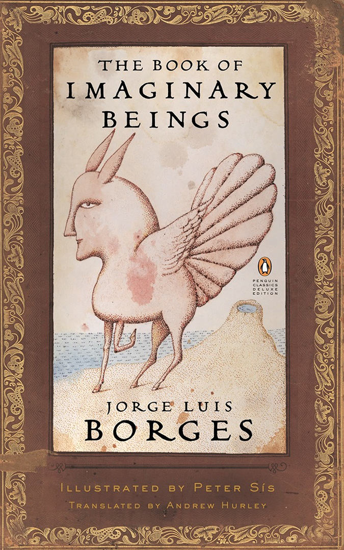 the book of imaginary beings - book cover - penguin random house - embed