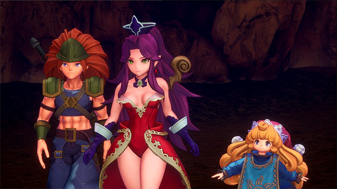 Trials Of Mana - Square Enix - Embed1