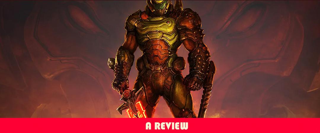 eternal doom - game review - feature - bethesda dot net - id software - feature