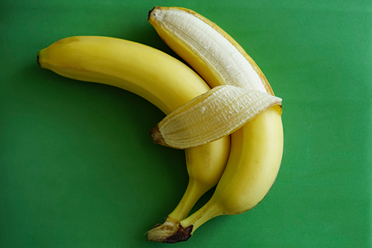 loving bananas - by maradon 333 - Shutterstock
