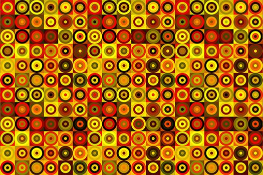 warm circles - SiwaBudda - Shutterstock
