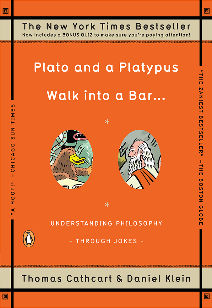 Plato and a Platypus Walk into a Bar - Penguin Random House - Embed